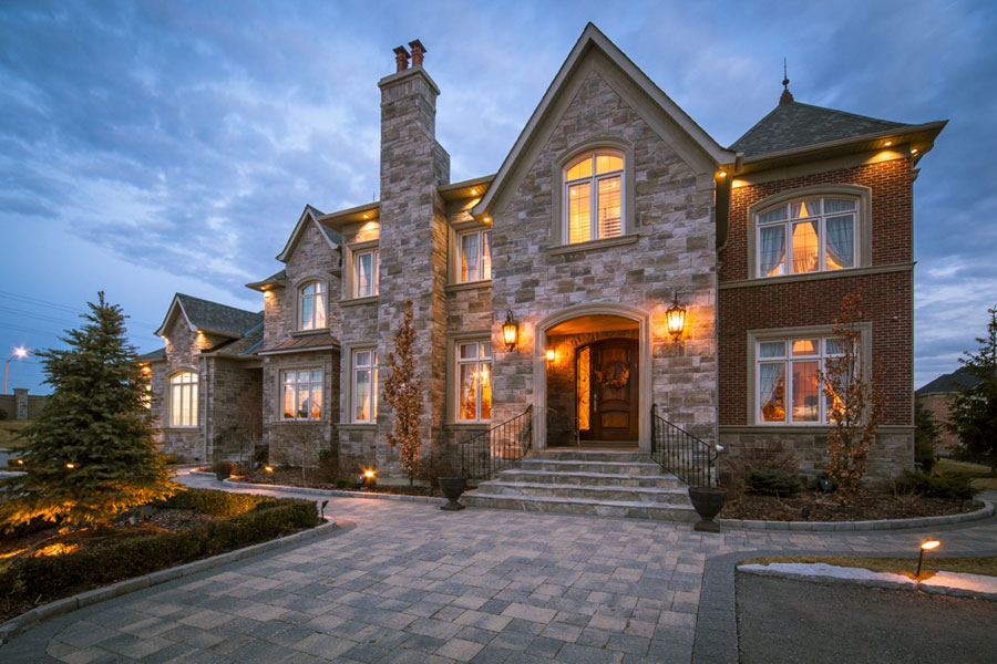 House photoshoot image to increase real estate sales in toronto