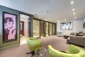 Stylish Photography of Corporate Lounge Area by Professional Real Estate Video Production Company in Toronto, ON