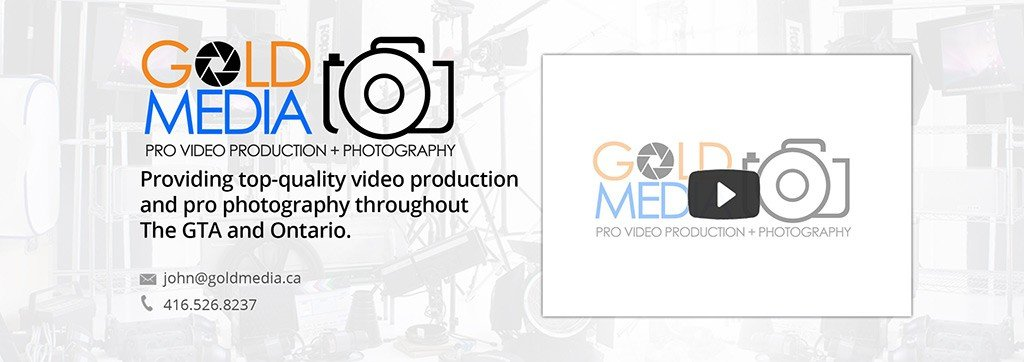 video production photography ontario
