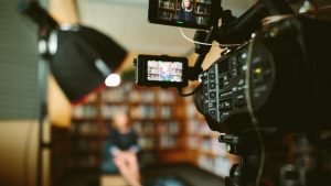 Camera shooting Video Production in Mississauga